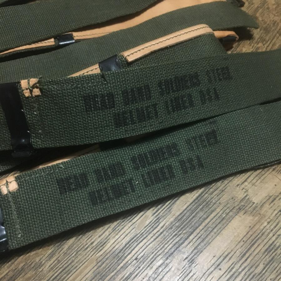 Identifying 1950's M-1 LinerSweatbands