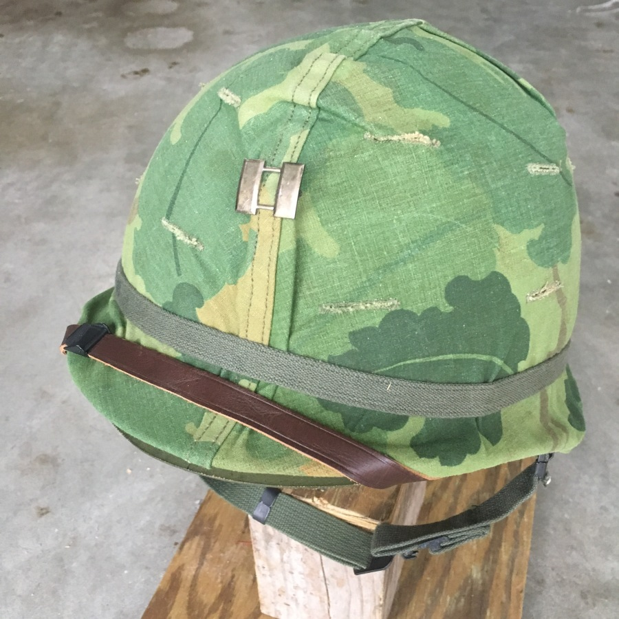 1962 Dated Early Vietnam War Helmet