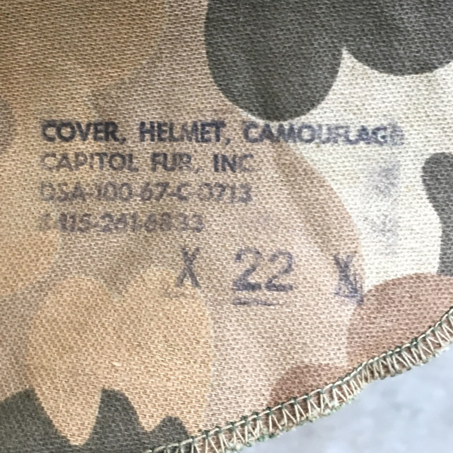 The 1967 Capitol Fur Inc. Mitchell PatternCover