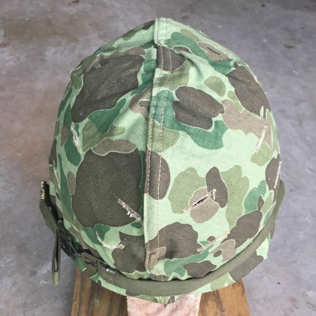 Korean-War-USMC-Camouflage-M-1-Helmet-Mint-NOS.-3jpg