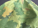 USMC 1959 Mitchell Pattern Cover April Contract Foliage Slits