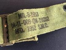 1953 OD HBT Nape Strap Contract Date 1952